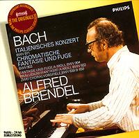Альфред Брендель J.S.Bach. Italian Concerto & Other Pieces. Alfred Brendel