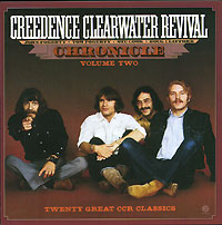 Creedence Clearwater Revival Creedence Clearwater Revival. Chronicle. Volume 2. Twenty Great CCR Classics revival