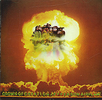 Jefferson Airplane Jefferson Airplane. Crown Of Creation jefferson airplane jefferson airplane the woodstock experience 2 cd