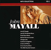 Джон Мэйолл John Mayall. CD 2 (mp3)