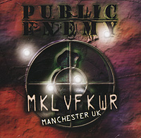 """Public Enemy"" Public Enemy. Revolverlution Tour 2003 (2 CD)"