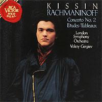Евгений Кисин Evgeny Kissin. Rachmaninoff. Concerto No. 2 / Etudes-Tableaux