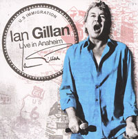 Иэн Гиллан Ian Gillan. Live In Anaheim (2 CD)