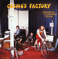 Creedence Clearwater Revival Creedence Clearwater Revival. Cosmo's Factory. 40th Anniversary Edition revival