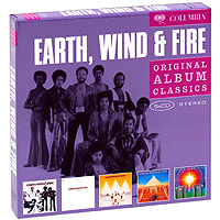 Earth, Wind And Fire Earth, Wind & Fire. Original Album Classics (5 CD) earth and fire earth