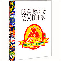 """""""Kaiser Chiefs"""" Kaiser Chiefs. Off With Their Heads. Limited Edition (2 CD)"""