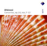 Клаудио Счимоне,Томазо Альбинони Tomaso Albinoni. Concertos, Op. 10, Nos. 7-12