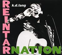 K.D. Lang. Reintarnation