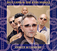 Пол Лэмб,The King Snakes Paul Lamb & The King Snakes. Snakes & Ladders the king