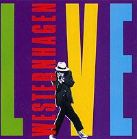 """""""Westernhagen"""" Westernhagen. Live (2 CD)"""