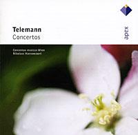 Nikolaus Harnoncourt. Telemann. Concertos