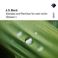 Лара Лев Lara Lev. Bach. Sonatas And Partitas For Solo Violin, Vol. 1 лара лев lara lev bach sonatas and partitas for solo violin vol 1