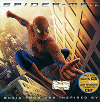 Spider Man. Music From And Inspired By