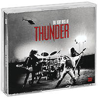 Thunder Thunder. The Very Best Of Thunder (3 CD) matrix разглаживающий крем style link smooth setter 118 мл