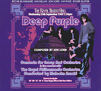 """""""Deep Purple"""",The Royal Philharmonic Orchestra Deep Purple. Concerto For Group And Orchestra (2 CD)"""