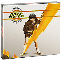 """""""AC/DC"""" AC/DC. High Voltage. Limited Edition"""