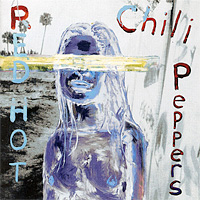 The Red Hot Chili Peppers Red Hot Chili Peppers. By The Way (2 LP) striped tape side crop top