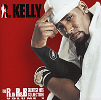 R. Kelly R. Kelly. The R. In R&B Greatest Hits Collection: Volume 1 roval r 420ml