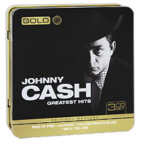 Джонни Кэш Johnny Cash. Greatest Hits (3 CD)