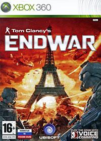 Tom Clancy's EndWar (русская версия) (Xbox 360)