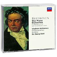 Vladimir Ashkenazy. Beethoven. The Piano Concertos (3 CD)