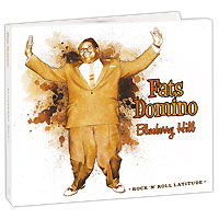 Фэтс Домино Fats Domino. Blueberry Hill (2 CD)