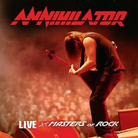 """Annihilator"" Annihilator. Live At Masters Of Rock"