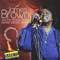Фото - Джеймс Браун James Brown. And The Famous Flames / Please, Please, Please please шарф