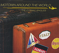 Motown Around The World. The Classic Singles. Limited Edition (2 CD)
