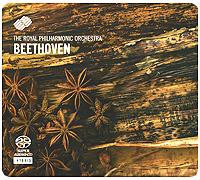 лучшая цена The Royal Philharmonic Orchestra,Майкл Ролл,Говард Шелли The Royal Philharmonic Orchestra. Beethoven (SACD)