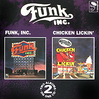 Funk, Inc. Funk, Inc. Funk, Inc / Chicken Lickin' metallica garage inc