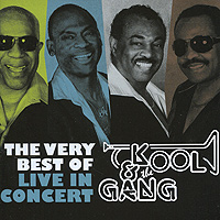Kool & The Gang Kool And The Gang. The Very Best Of - Live In Concert gang of four gang of four entertainment