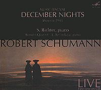 """Robert Schumann. Music Festival """"December Nights"""""""