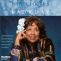 Хьюстон Персон,Этта Джонс,Ричард Вьяндс,Джон Веббер Etta Jones. Etta Jones Sings Lady Day etta jones always in our hearts