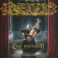 """Kreator"" Kreator. Live Kreation (2 CD)"