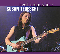 Сьюзан Тедеши Susan Tedeschi. Live From Austin Tx