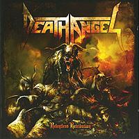 Death Angel Death Angel. Relentless Retribution jo leigh relentless