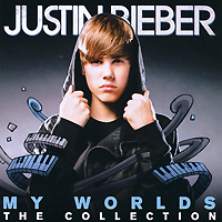 Джастин Бибер Justin Bieber. My Worlds. The Collection (2 CD) джастин бибер justin bieber believe