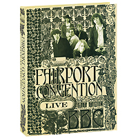 """""""Fairport Convention"""" Fairport Convention. Live At The BBC (4 CD)"""