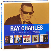 Рэй Чарльз Ray Charles. Original Album Series (5 CD)