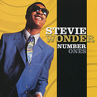 Стиви Уандер Stevie Wonder. Number Ones number ones cd