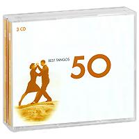 Хосе Бассо,Sexteto Mayor,Hector Varela,Анибал Троило,Франциско Канаро Best Tangos 50 (3 CD) calo tijuana