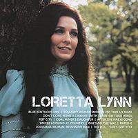 Лоретта Линн Loretta Lynn. Icon