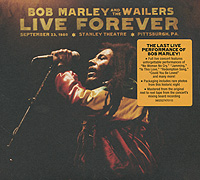 "Боб Марли,""The Wailers"" Bob Marley And The Wailers. Live Forever (2 CD)"