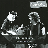 Джонни Уинтер Johnny Winter. Blues Rock Legends. Vol.3 (2 CD)