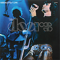 """""""The Doors"""" The Doors. Absolutely Live (2 LP)"""