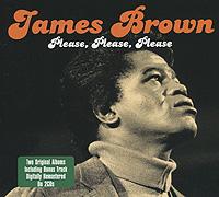 Фото - Джеймс Браун James Brown. Please, Please, Please (2 CD) please шарф