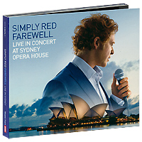 """""""The Simply Red"""" Simply Red. Farewell. Live At Sydney (CD + DVD)"""