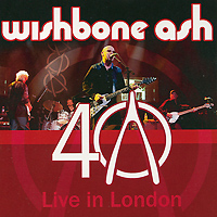"""Wishbone Ash"" Wishbone Ash. Live In London (2 CD)"