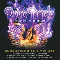 """Deep Purple"" Deep Purple. Phoenix Rising (CD + DVD)"